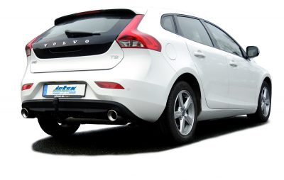 Jetex Volvo V40 4cyl exhaust
